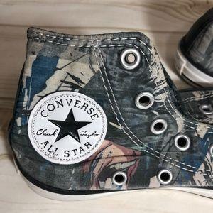 ad8af3249eb7 Converse Shoes - Converse DC Comics Collection Batman Size 12